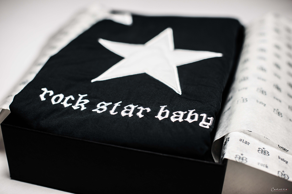 rock star baby unsere little baby rock star kollektion. Black Bedroom Furniture Sets. Home Design Ideas