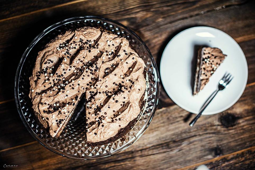 Rezept Fur Schokoladentorte Mit Nutella Creme