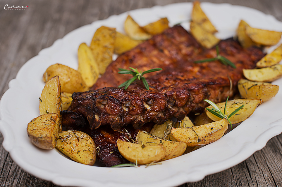 Spare Ribs deluxe