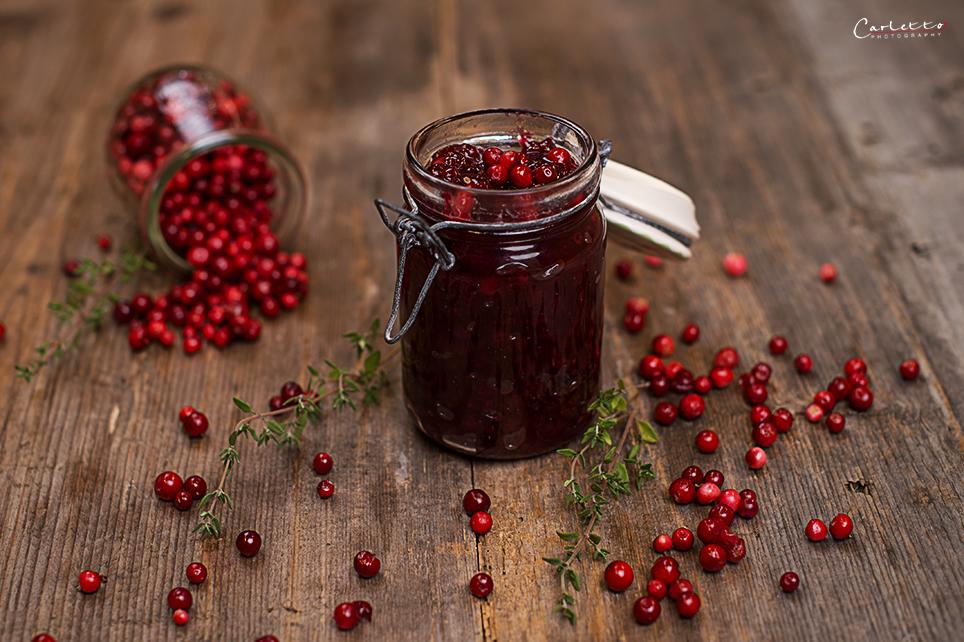 preiselbeer marmelade