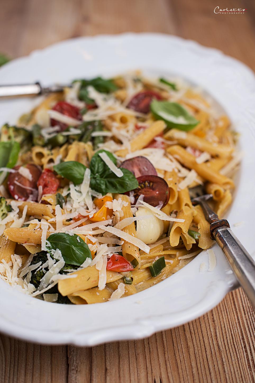 one pot pasta gemüse