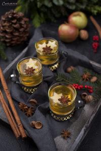Apfel Birnen Punsch
