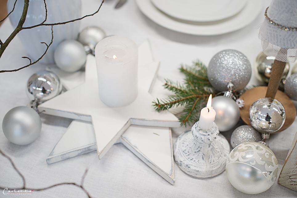 festlich gedeckter weihnachtstisch 2390 cookingcatrin. Black Bedroom Furniture Sets. Home Design Ideas