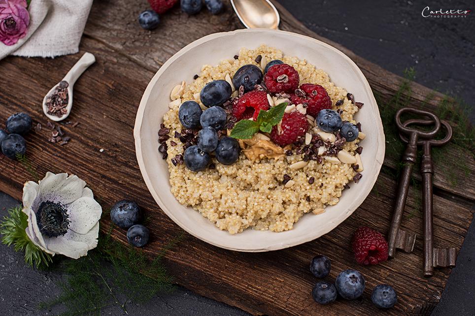 Hirse Porridge