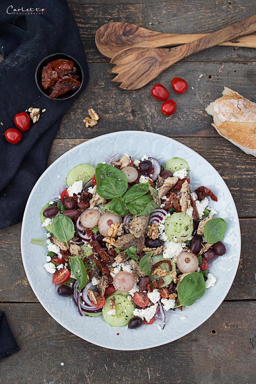 salat mit makrele 9857 cookingcatrin. Black Bedroom Furniture Sets. Home Design Ideas