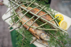 Wild, Kreitln & Fisch: Seegasthof Gamsjaga
