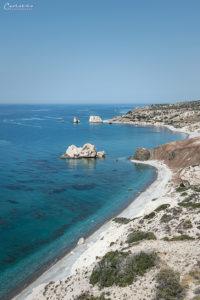 Zypern Aphrodites Felsen