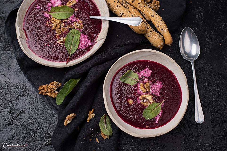 Rote Rüben Suppe
