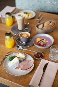 Naturhotel Frühstück