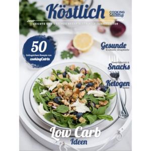 """E-Book """"Koestlich"""" Cover"""