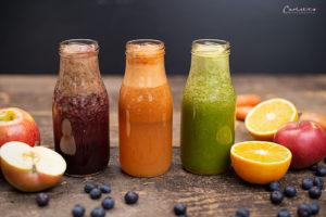 Obst und Gemüsesaft Rezepte
