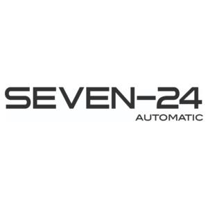 seven 24 automatic Logo