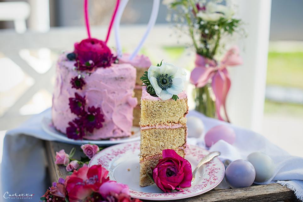 Osterhasen Torte