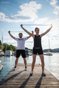 Top 5 Übungen für dein Outdoor Workout