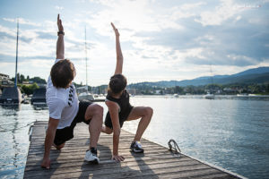 Top 5 Übungen für dein Outdoor Workout