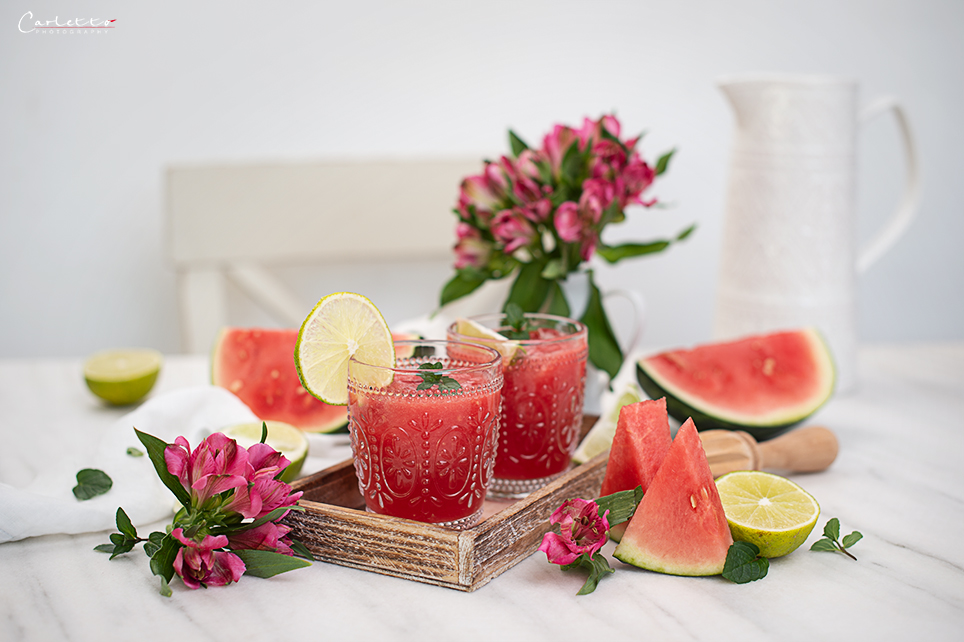 Wassermelonen Dudler