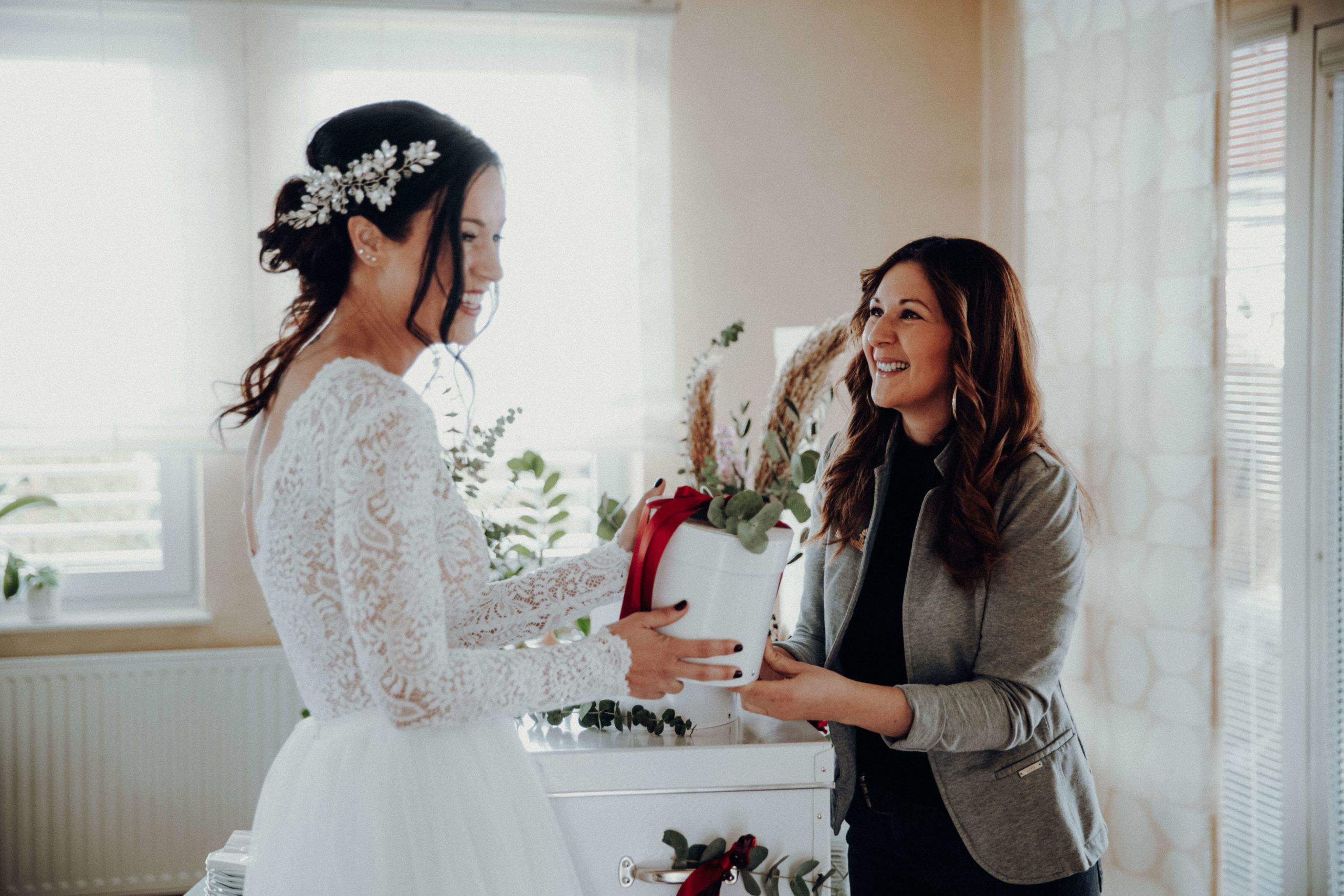 Hochzeitsdekoration
